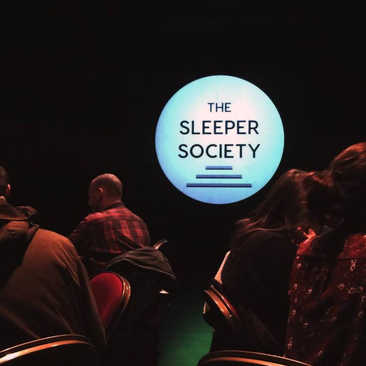 The Sleeper Society